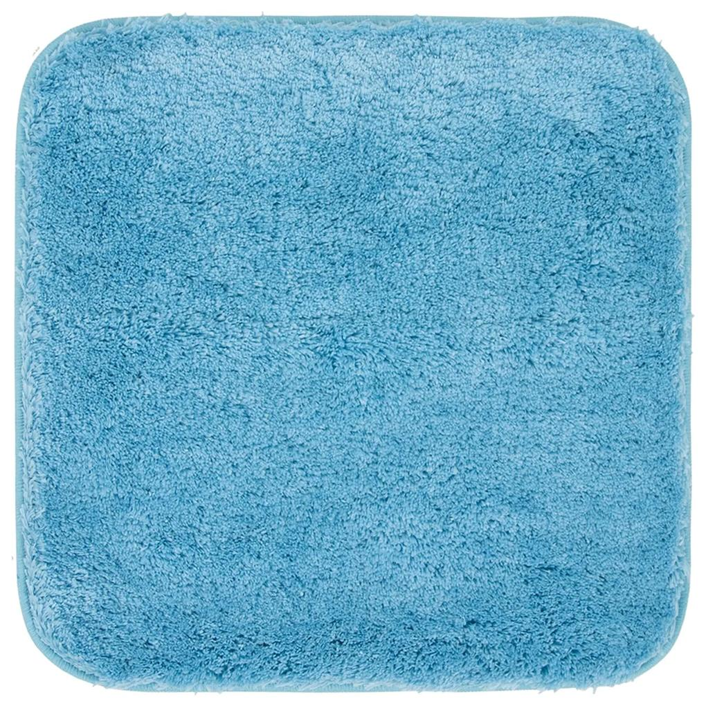 Badmat Differnz Altera Antislip 60x60 cm Microfiber Blauw