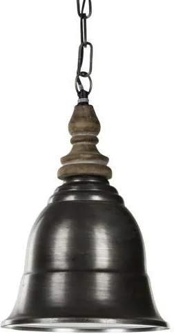 PTMD Denver grey hanglamp