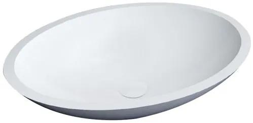 Best Design Solid Surface waskom Epona 52cm mat wit