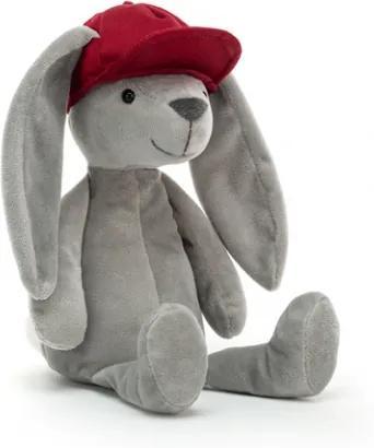 Knuffel Hip hop bunny