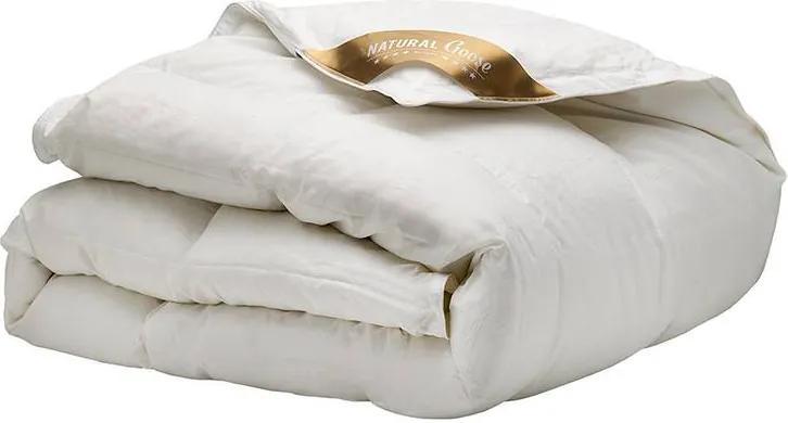 Natural Goose Natural Goose - Dekbed 100% Ganzendons - Enkel 140 x 200