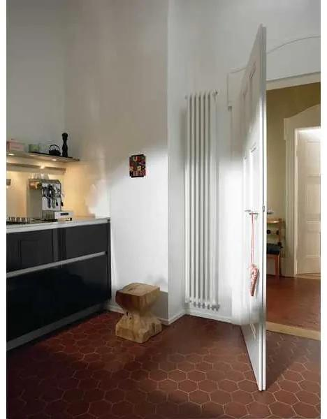 Zehnder Charleston ledenradiator 2000x276mm 1404W wit 42006