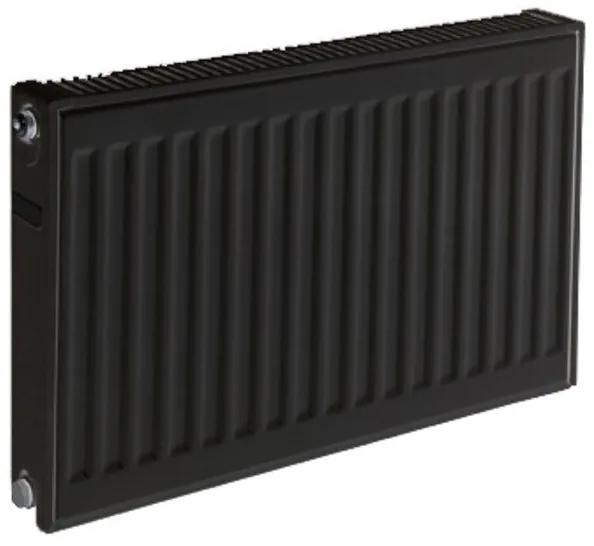 Plieger paneelradiator compact type 11 600x1800mm 1634W zwart 7340842