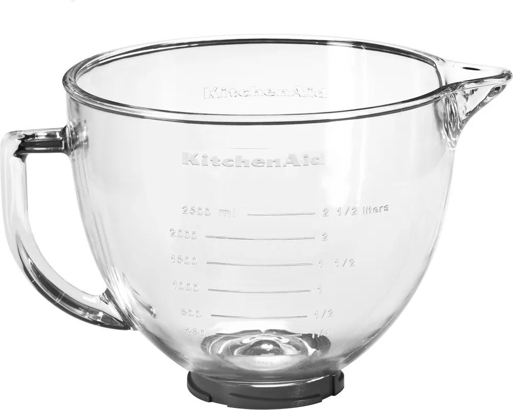 KitchenAid Mengkom van glas 4,8 liter 5K5GB