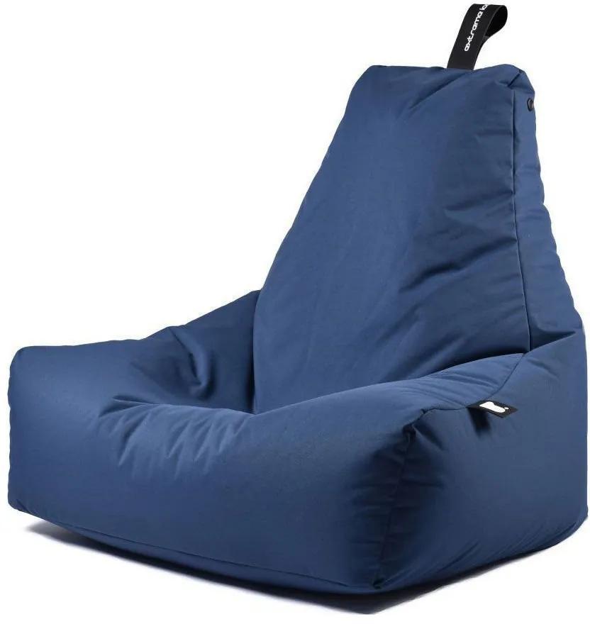 Extreme Lounging B-Bag Mighty-B Zitzak - Blauw