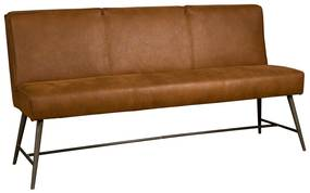 Tower Living Bank 155cm Cognac Belmonte