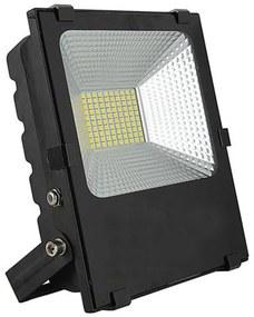 LED Bouwlamp 50 Watt - LED Schijnwerper - Helder/Koud Wit 6400K - Waterdicht IP65