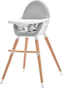 Kinderstoel Fini Grijs