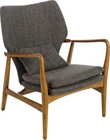 Pols Potten Pols Potten Chair Peggy Fauteuil Grijs