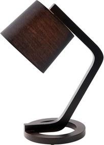 ELENA Tafellamp zwart H 35 x B 33 x D 20 cm
