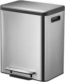EcoCasa Pedaalemmer 30 Liter (2x15 Liter)