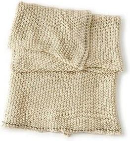Rivièra Maison Classic Knit Plaid 170 x 130 cm