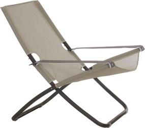 Emu Snooze loungestoel bruin
