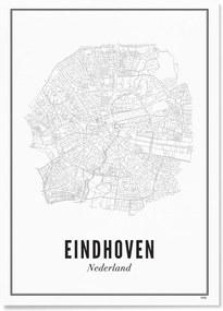 WIJCK- Eindhoven Stad print