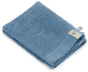 Walra Soft Cotton Washand set van 2 16x21cm 550 g/m2 Petrol 1218240