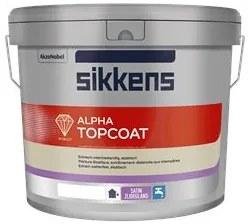 Sikkens Alpha Topcoat - Mengkleur - 5 l