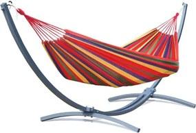 Grande- Tweepersoons Hangmatset / 2-persoons Hangmat met standaard