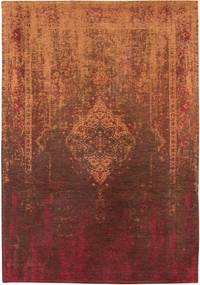 Louis de Poortere | Vloerkleed Mango Brown 8637 small: breedte 60 cm x lengte 90 cm bruin vloerkleden 100% katoen vloerkleden | NADUVI outlet