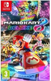 Nintendo Mario Kart Deluxe game - Nintendo Switch