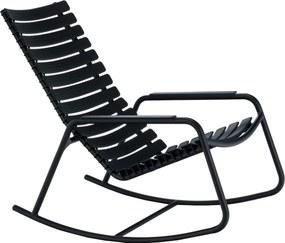 Houe Clips schommelstoel black