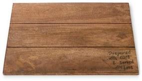Rivièra Maison - Porter Placemat - Kleur: bruin