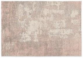 Genna vloerkleed, 160 x 230 cm, poederroze