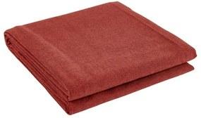ORGANIC Tafellaken rood B 140 x L 200 cm