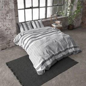 DreamHouse Bedding Paige - Verwarmend Flanel - Wit 2-persoons (200 x 200/220 cm + 2 kussenslopen)