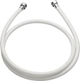 Standaard doucheslang kunststof wit lengte 1500mm slang kunststof