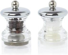 Cole & Mason Zout- en pepermolen 6,5 cm 2-delig