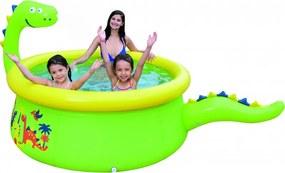 Opblaasbaar Zwembad - Dino