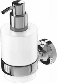 Geesa Tone zeepdispenser 200 ml. chroom 91731602