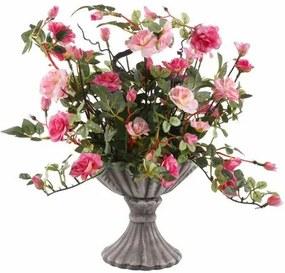 HOME AFFAIRE Kunstbloemen Wilde rozen