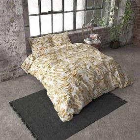 DreamHouse Bedding Leandra - Verwarmend Flanel - Wit Lits-jumeaux (240 x 200/220 cm + 2 kussenslopen) Dekbedovertrek
