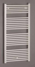 Zeno handdoekradiator 151x45cm 646W Wit