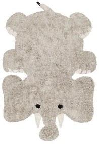 Eric-Elephant vloerkleed - 90 x 140 cm