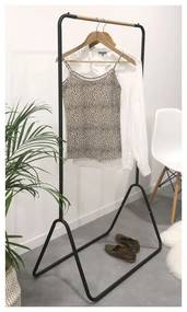 Compactor kledingrek Elias - zwart