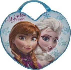 Frozen Kussen draagbaar Anna - Elsa 36x30