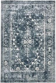 Vloerkleed Bombay - blauw - 160x230 cm - Leen Bakker