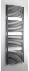 Altare G handdoekradiator 180 x 50 cm (H X L) grijs metallic