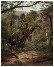 Behangpaneel Palm Trees