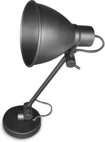 Looox Light collection wandlamp 1-armig verstelbaar mat zwart ltwistsolo