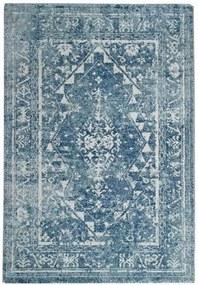 Vloerkleed Bombay - blauw - 200x290 cm - Leen Bakker