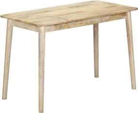 Eettafel 115x60x76 cm massief mangohout