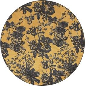 Essenza Vivienne vloerkleed met bloemenprint 90 cm