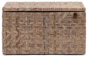 Rivièra Maison - Port Barton Trunk Large - Kleur: bruin