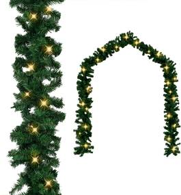 Kerstslinger met LED-lampjes 20 m