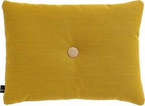 Hay Dot Cushion kussen steelcut trio Golden Yellow 60x45