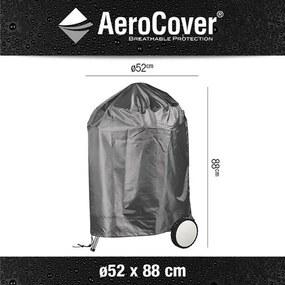 Platinum AeroCover barbecuehoes Ø 47cm antraciet