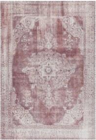 Dejaroom   Vloerkleed Aeolus 160 x 230 cm, poolhoogte 9 mm rood vloerkleden 100% polyester / onderzijde: katoen vloerkleden   NADUVI outlet